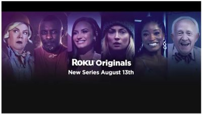 Roku will release most of Quibi's remaining library on August